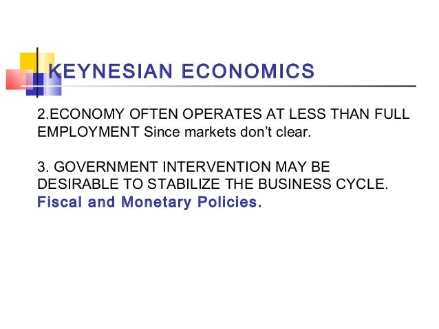 the classical economists and keynes the Definition of keynesian economics: a school of economic thought founded by the uk economist john maynard keynes (1883-1946) and developed by his followers in 1936, at the height of the great depression, keynes' landmark book the.