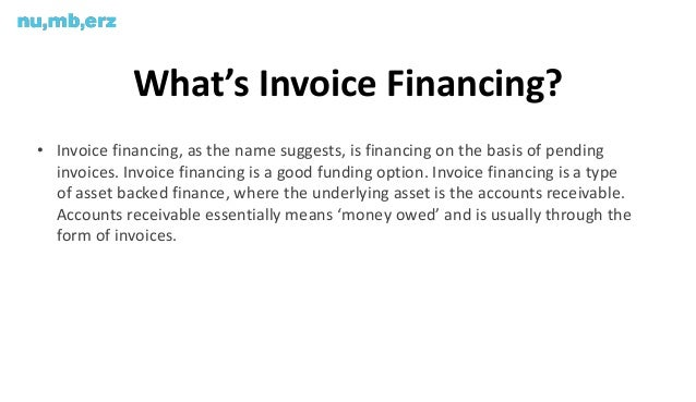 Biggest Myths Of Invoice Financing - Invoice funding