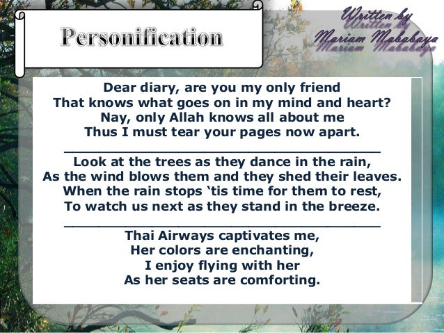 Some Examples Of Poemspoetry With Different Figures Of Speech Alli