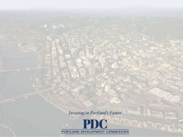 """Developing a PDX Software Cluster             Strategy """"Portland, A Living Laboratory""""Findings from Community Conversation..."""