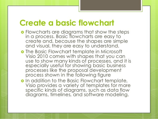 3rd Topic Creating Flowchart And Calendar