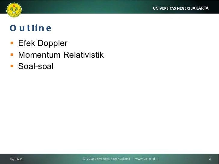 Fisika Modern 03 Relativity Doppler
