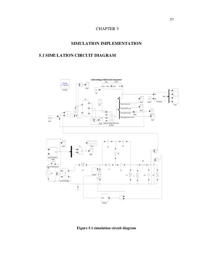 Power Factor Correction Of A 3 Phase 4 Switch Inverter