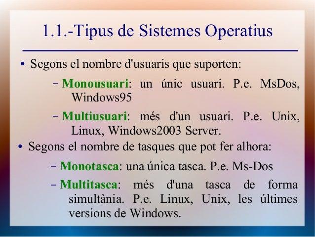 3r eso tema 3 sistemes operatius (15 12-2016) Slide 3