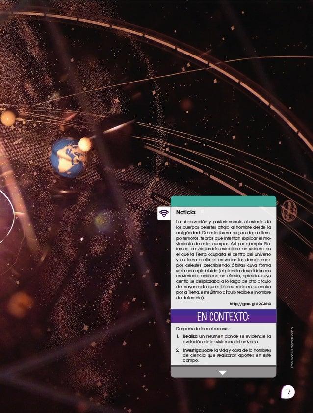 Prohibidasureproducción 17 Noticia: La observación y posteriormente el estudio de los cuerpos celestes atrajo al hombre de...
