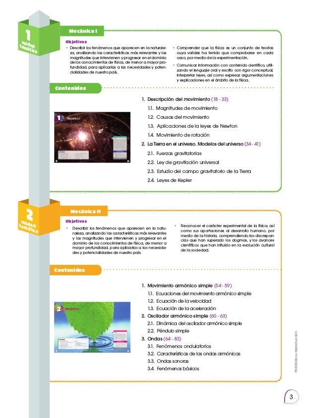 Prohibidasureproducción 3 •Describir los fenómenos que aparecen en la naturale- za, analizando las características más re...
