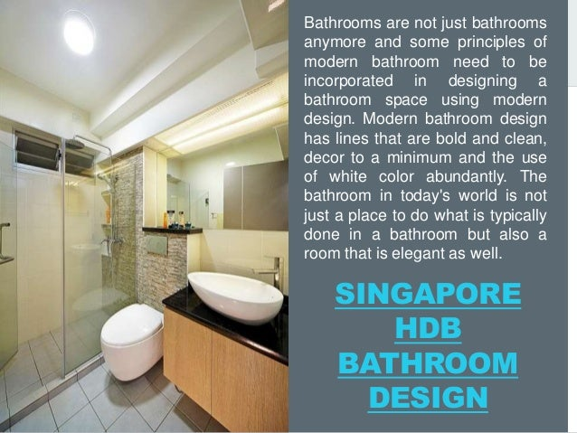 Bathroom Design Hdb hdb interior design ideas singapore