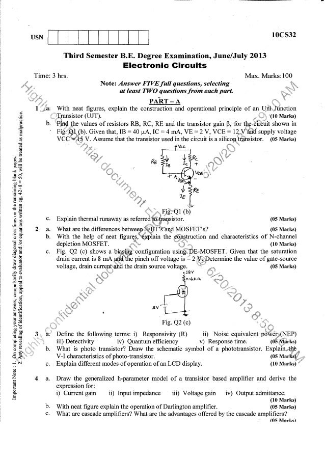 3rd semister CSE & ISE  question papers 2012 dec to july 2013