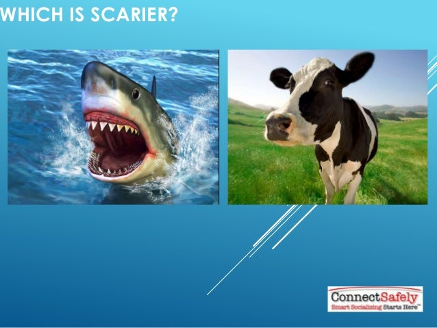 WHICH IS SCARIER?