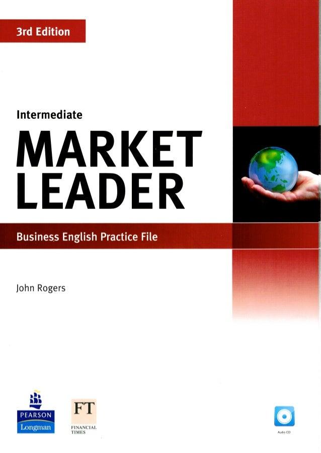Market Leader 3rd Ed Intermediate Practice File