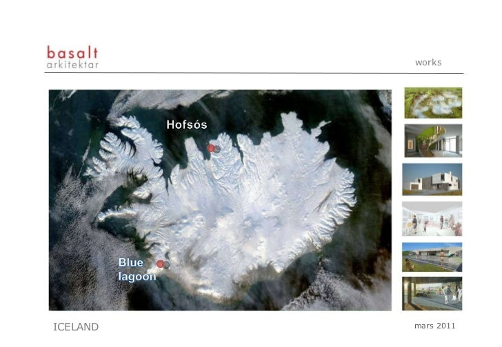 mars 2011 works ICELAND