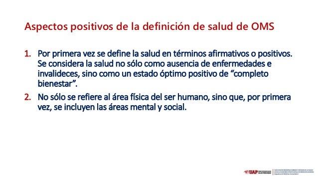 Tercera clase proceso salud enfermedad y educacion para la for Definicion de gastronomia pdf