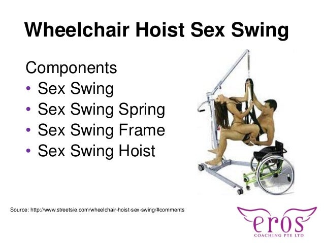 Disabled sex swings