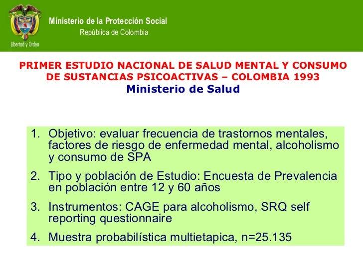 3 situaci n consumo spa colombia feb06 for Ministerio de consumo
