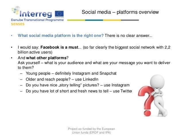 Module 2 2 - Social media