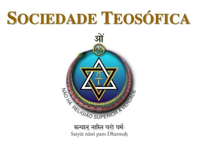 SOCIEDADE TEOSÓFICA