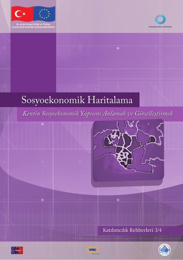 KatılımcılıkRehberleri3/4 SosyoekonomikHaritalama KentinSosyoekonomikYapısınıAnlamakveGörselleştirmek