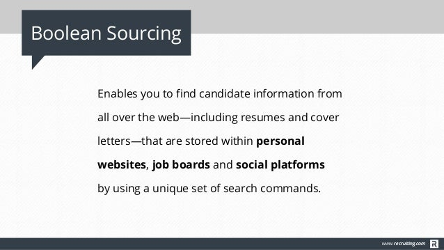 3 sourcing techniques you can use today