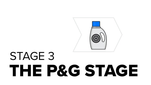 THE P&G STAGE STAGE 3