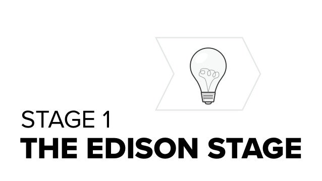 THE EDISON STAGE STAGE 1
