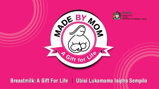 Community Awareness about Breastfeeding and Stanger Human Milk Bank 26 November 2015