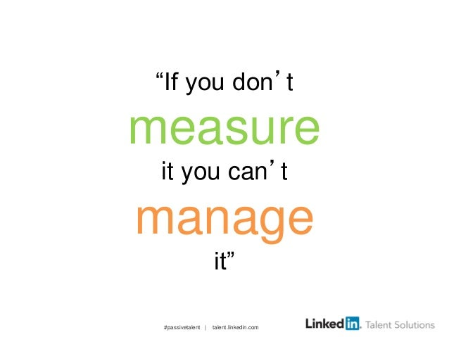 if you cant measure it you After reading this blog post, i hope you will have gotten some takeaways that you  can use right away, for your projects we took all domains into.