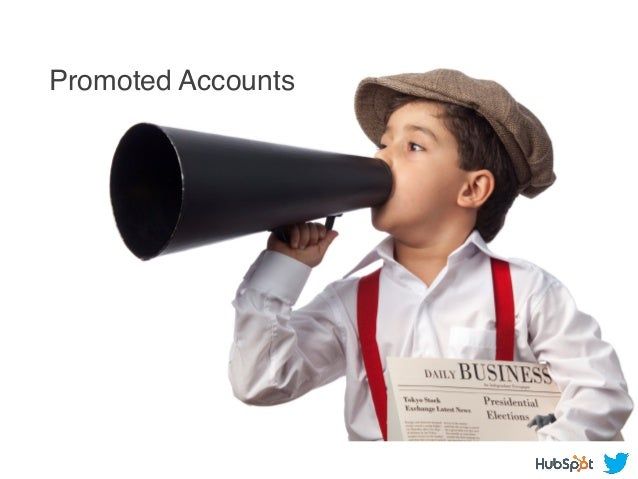 Promoted Accounts!