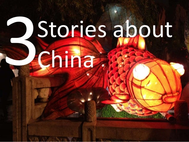 Stories about China