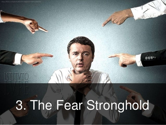 3. The Fear Stronghold