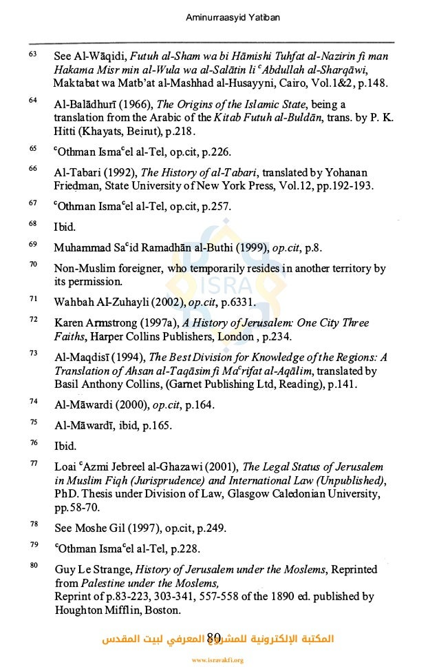 an analysis of the notion of articulation of islam Identity refers to what makes an entity definable or recognizable personality identity according to many scholars is defined as the continuity of existence of a person through time according to james clifford (cited in hall 2000), identity refers to an articulation of cultural, ethic, gender and sexual distinction.