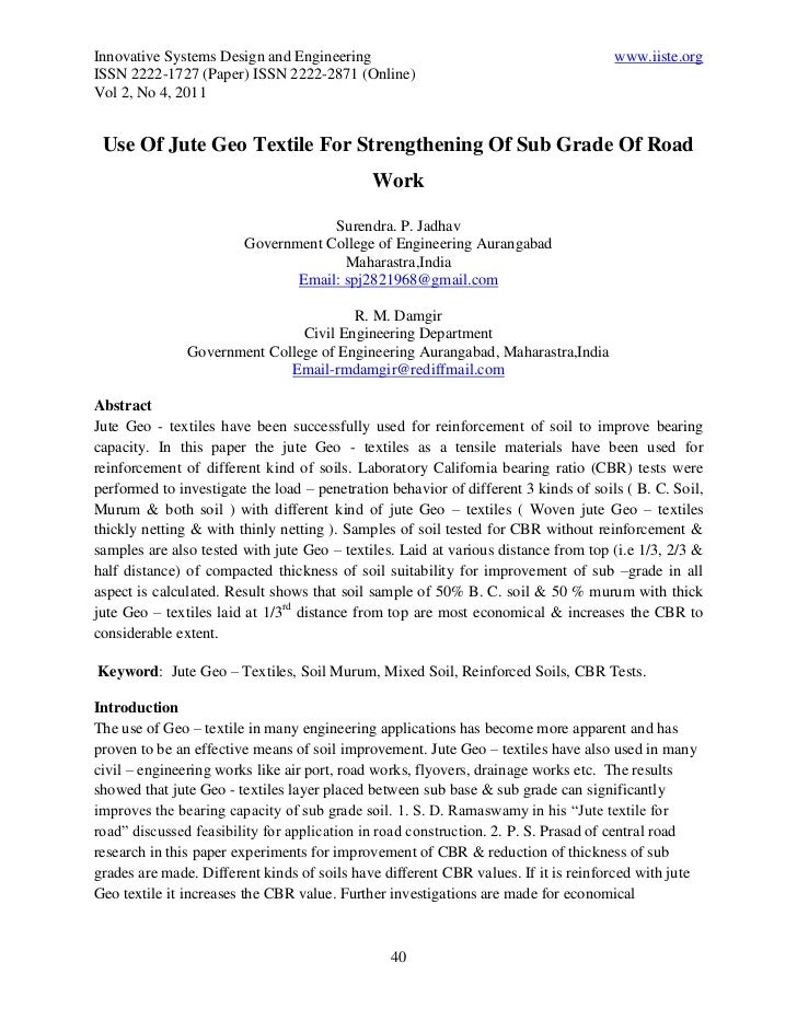 Innovative Systems Design and Engineering                                            www.iiste.orgISSN 2222-1727 (Paper) I...