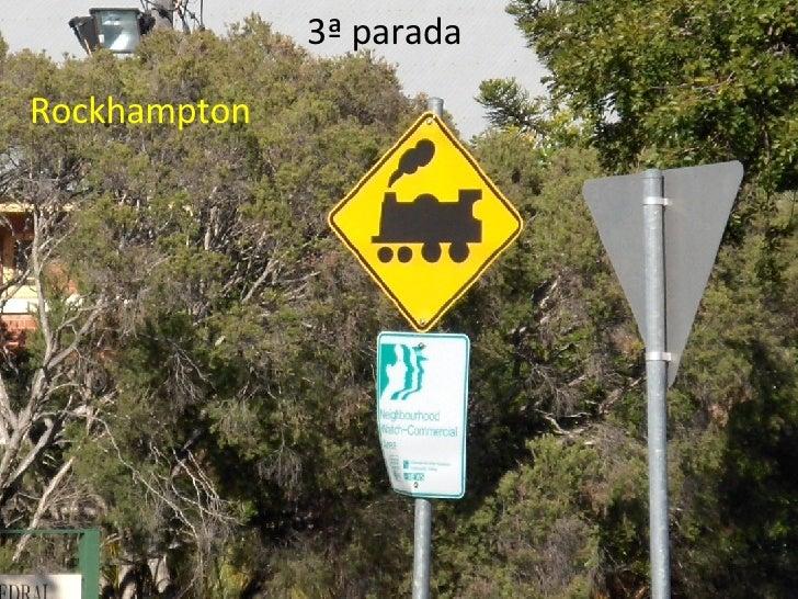 3ª parada Rockhampton