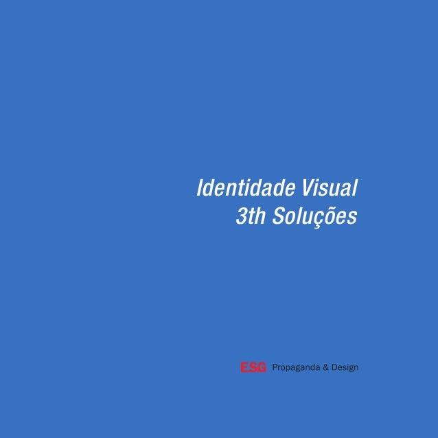Identidade Visual 3th Soluções