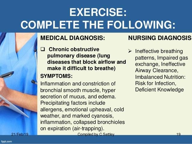 3 the nursing process diagnosis
