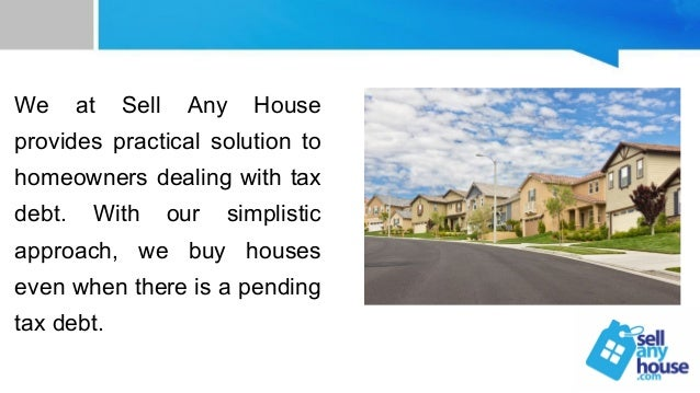 Can You Buy A Home When You Owe The Irs