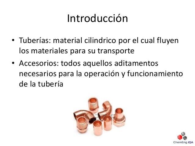 3 tuber as y accesorios flujo incompresible - Liquidos para desatascar tuberias ...