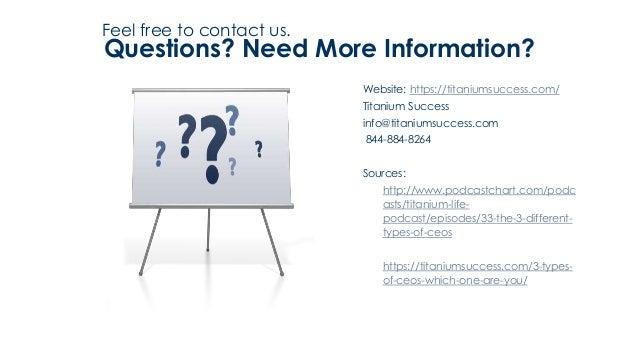 Website: https://titaniumsuccess.com/ Titanium Success info@titaniumsuccess.com 844-884-8264 Sources: • http://www.podcast...
