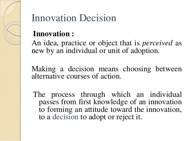a description of decision making process of selecting between courses of action Using a step-by-step decision-making process can help you make more  deliberate, thoughtful  step 5: choose among alternatives  step 6: take action.
