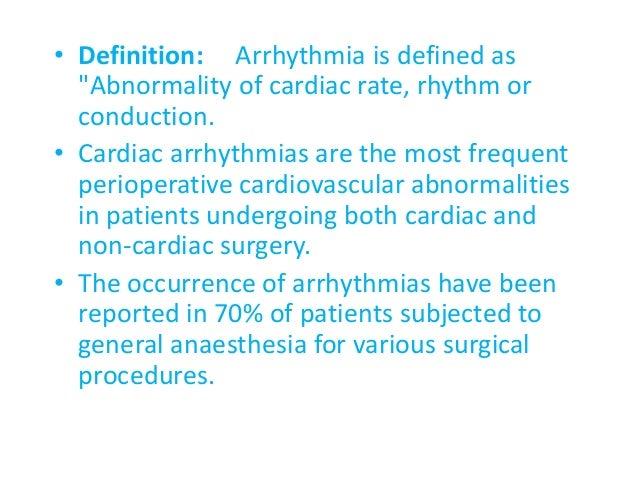 Perioperative%20%20%20%20%20%20%20%20 arrhythmias Slide 2