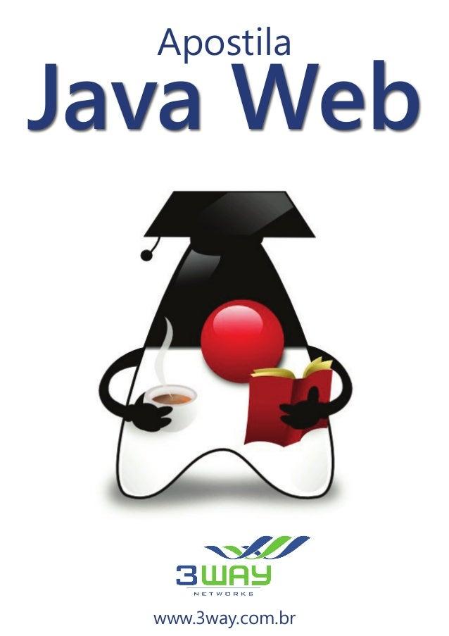 Apostila  Java Web  www.3way.com.br