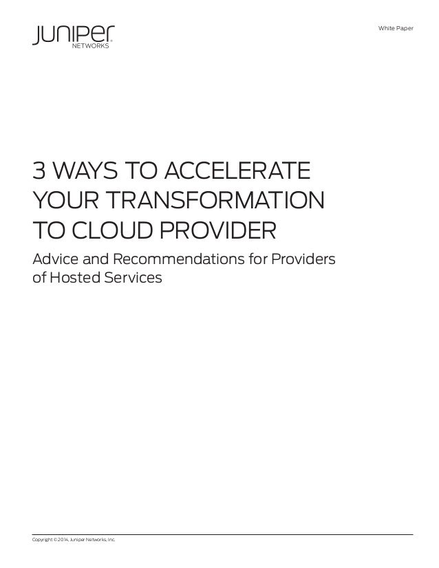 Accelerate your transformation to a digital business