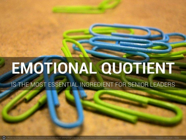 3 Ways To Raise Your Emotional Quotient Slide 2