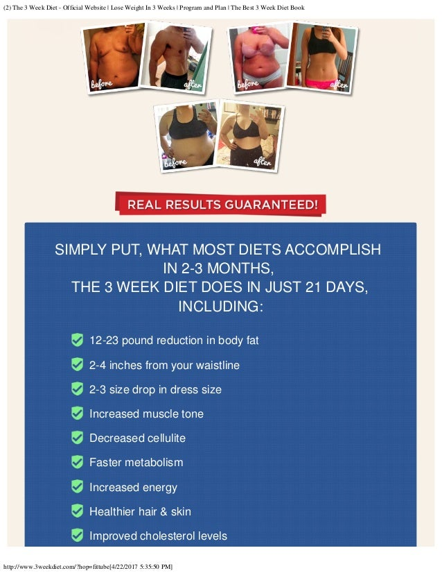 how to lose weight in 4 weeks diet plan
