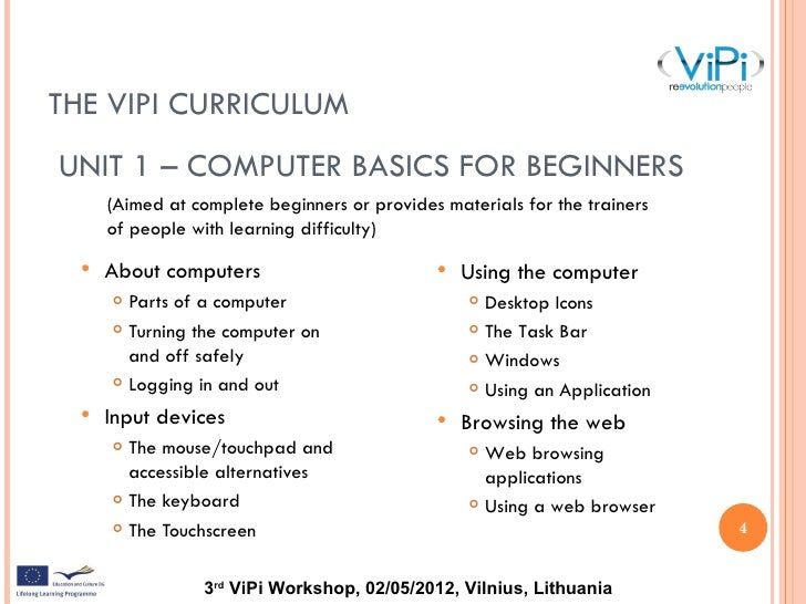 computer learning for the beginners gallery