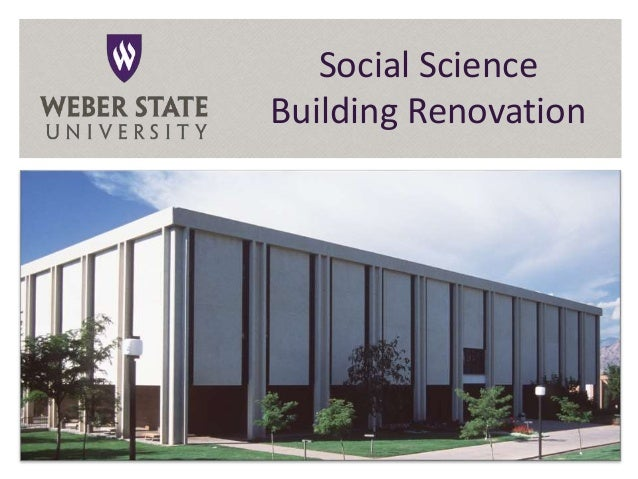 Social Science Building Renovation