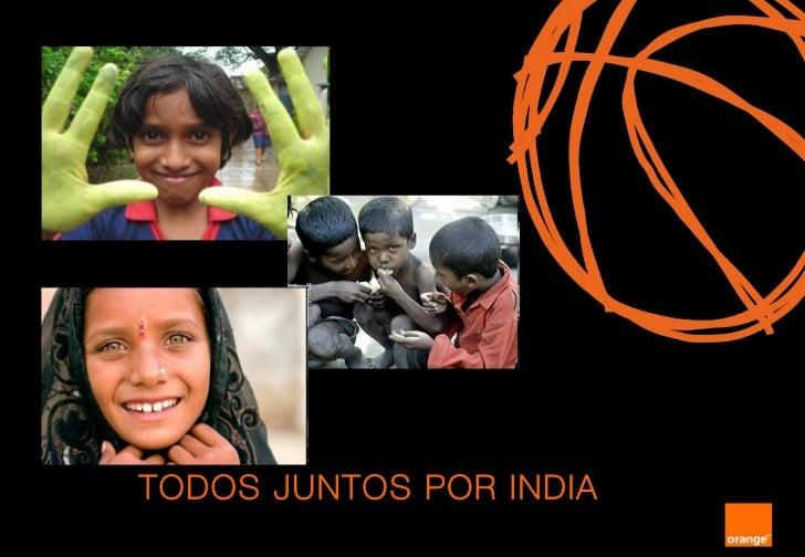 TODOS JUNTOS POR INDIA