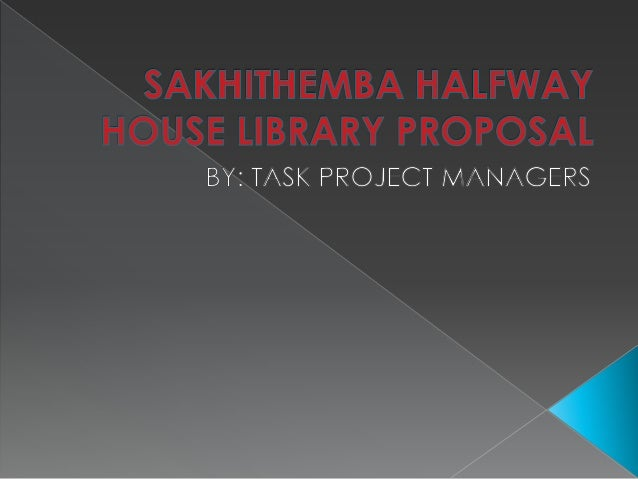  Introducing to you the TASK team:  Zama Zulu (Project Manager) and team members…  Londile Dladla  Sanele Xulu  Sesin...