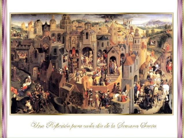 Jesús ha dormido en el pueblo de Betania, en la casa de Lázaro, Marta y María, sus mejores amigos.