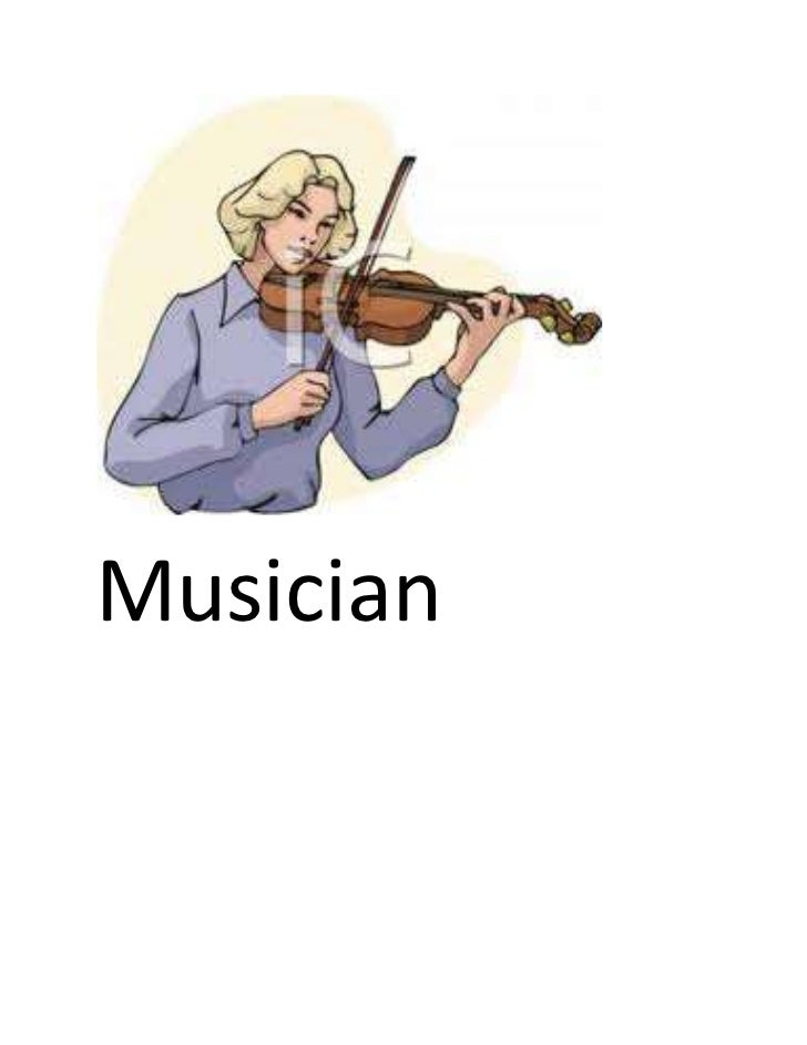 Musician<br />Journalist<br />Dentist<br />Tour guide<br />Doctor<br />Teacher<br />Policeman<br />