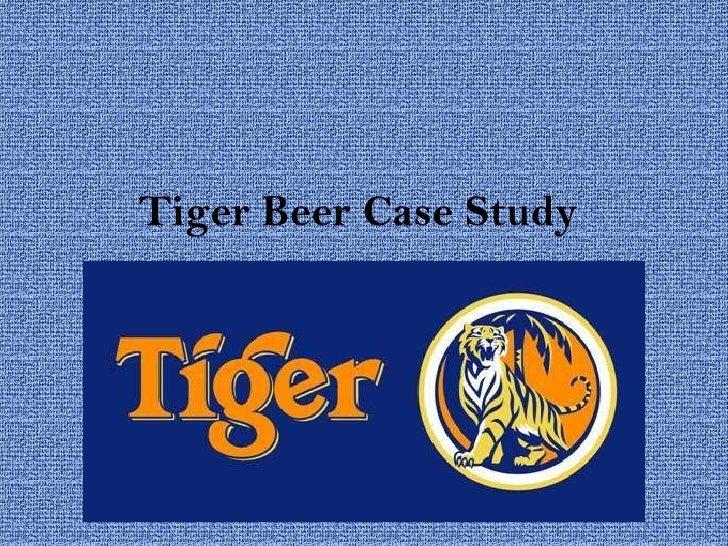 Tiger Beer Case Study